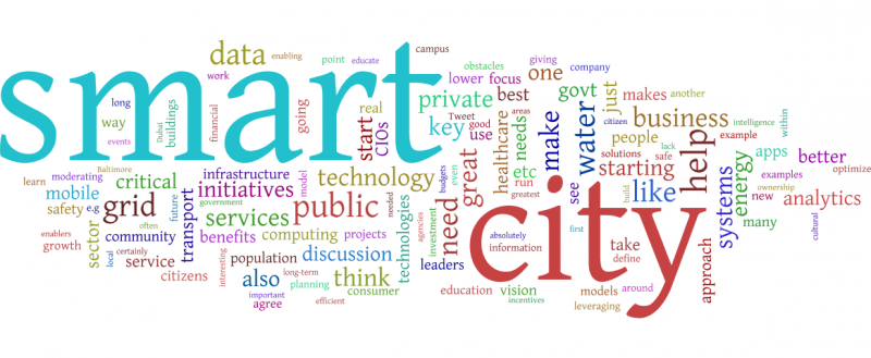 words to know for smart city