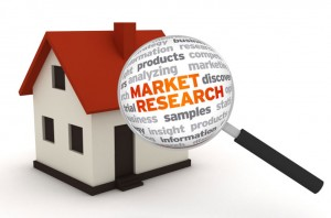 lack of real estate research